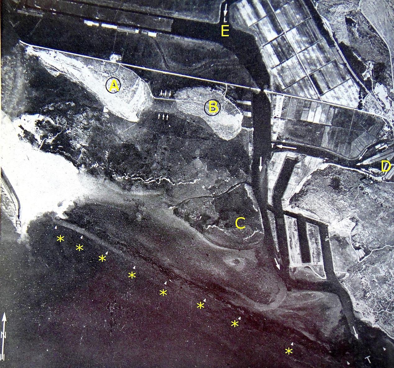 foto aerea del lacus Timavi