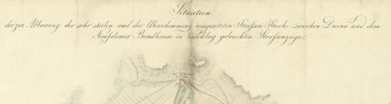 anno 1824: breve viaggio da Monfalcone a Duino