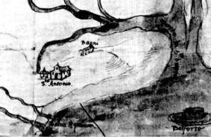 Belforte; Sant'Antonio; Terme Romane; archeologia Italia