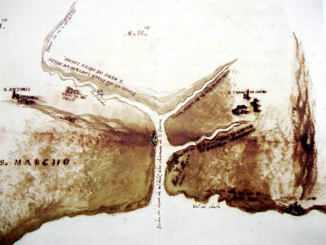 Horatio Governa; lacus Timavi; Timavo