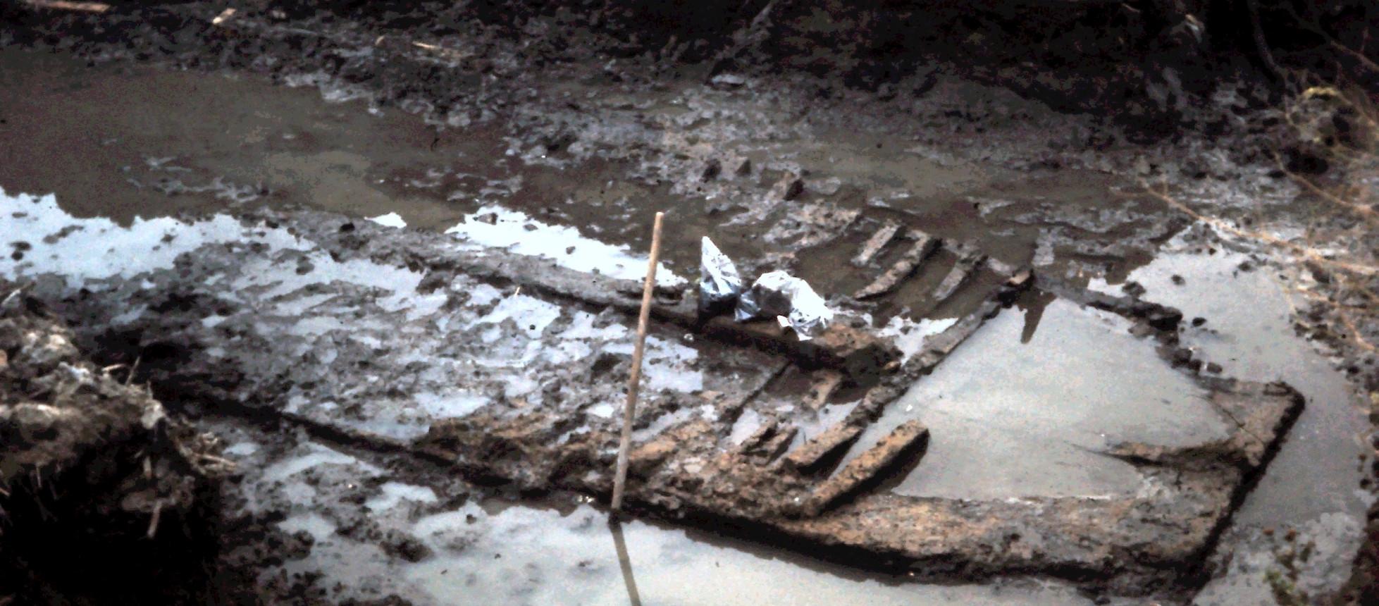 la barca dell'Isola della Punta|1972