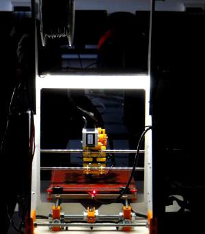 3dLacus | la stampante 3D del laboratorio FabLab