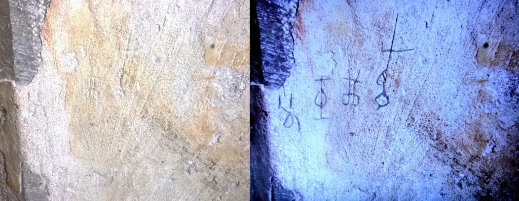 glagolitico, a San Giovanni in Tuba