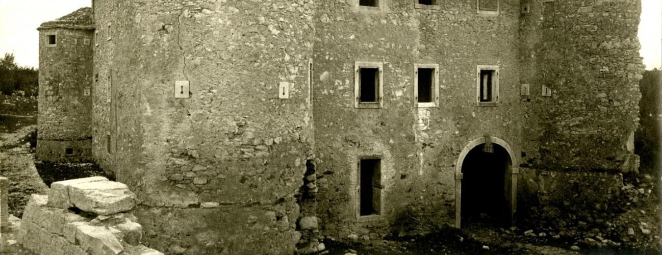 lo-scomparso-castello-di-Sistiana