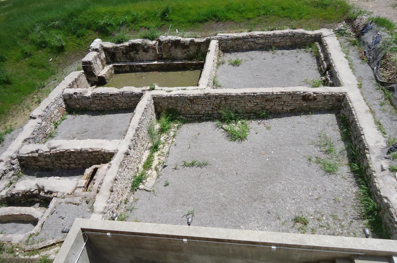 terme; terme romane; ; Monfalcone; archeologia Italia