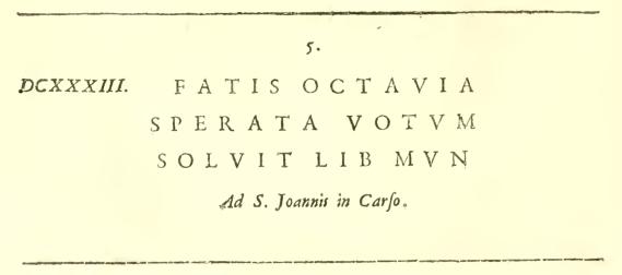Fata; Octavia Sperata; Ottavia Sperata