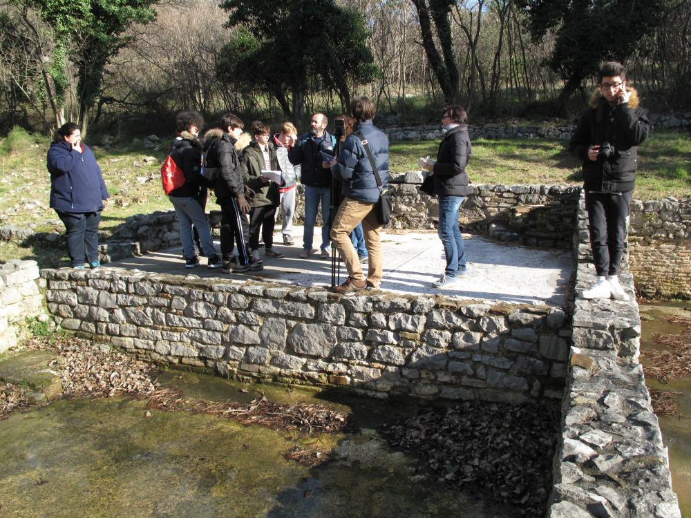 3dLacus; Villa del Randaccio; associazione culturale Lacus Timavi