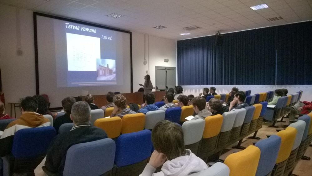 conferenza su Lacus Tiamvi; associazione culturale Lacus Timavi; 3dLacus