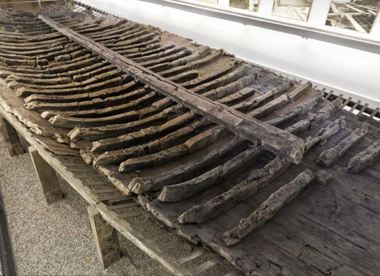 Monfalcone; lacus Timavi; archeologia Italia; imbarcazione romana di Monfalcone; Lisert