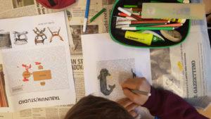 progetto scuole; lacus Timavi