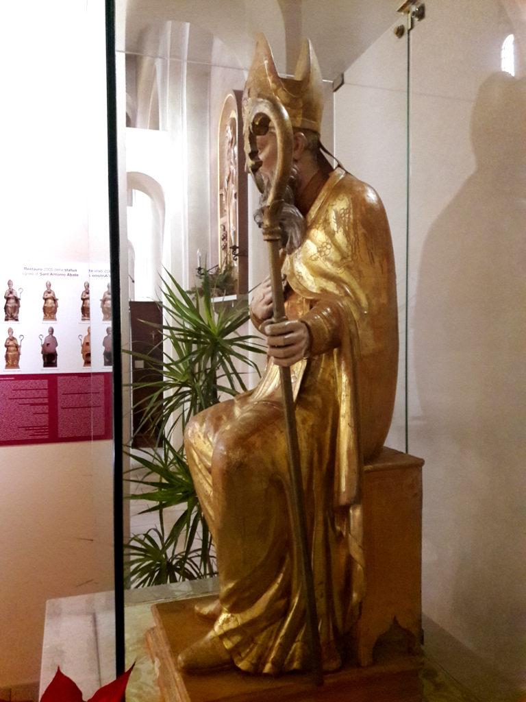 Monfalcone; Sant'Antonio; Padova; il Santo