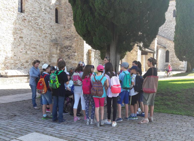 Piera Mauchigna; Aquileia; archeologia