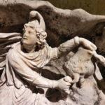 rilievo di Mithra al Kunsthistorisches Museum di Vienna
