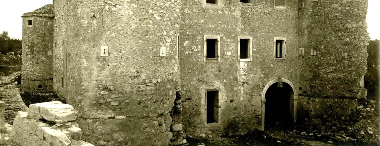 il-castello-di-Sistiana