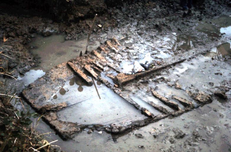 l'imbarcazione romana del Lisert