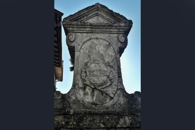 un antico cippo confinario tra Venezia e Austria