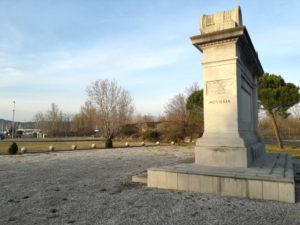 insula clara di Sant'Antonio; Monfalcone; archeologia Italia