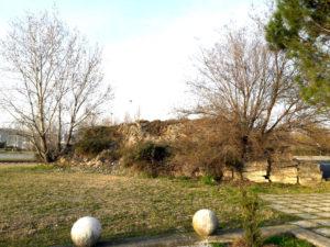 isola di Sant'Antonio; Monfalcone; archeologia Italia