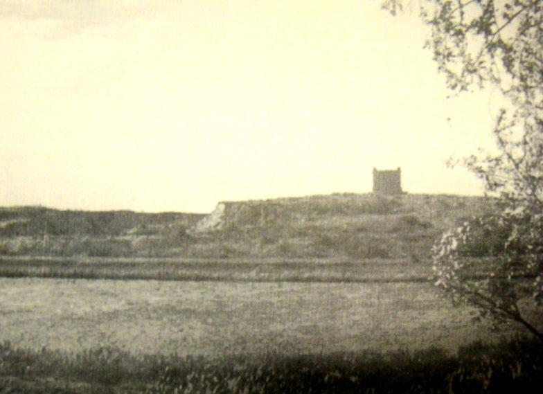 l'apice della scomparsa Isola della Punta a Monfalcone