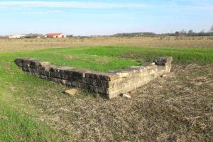 ponte romano di Ceggia lungo la via Annia; archeologia Italia