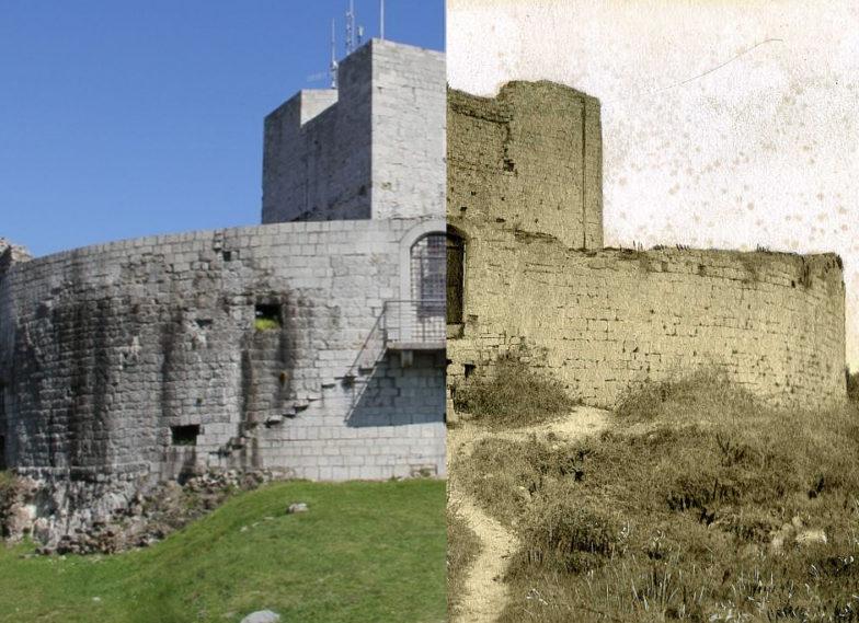 SottoMonfalcone; Rocca di Monfalcone; Monfalcone; archeologia Italia