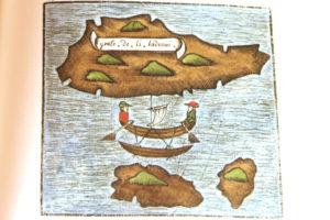 Ferdinando Magellano; Isola dei Ladroni; ysole de li ladroni; Antonio Pigafetta; Primo Viaggio Intorno al Globo Terracqueo; Ragguaglio della navigazione alla Indie Orientali per al via d'Occidente