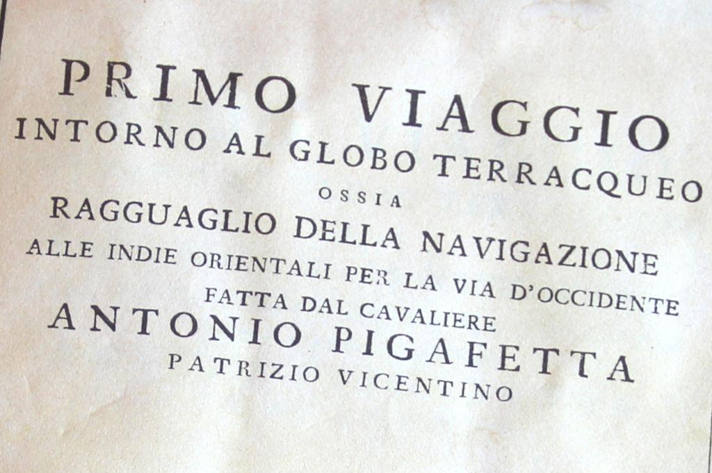 10 agosto 1519 – 10 agosto 2019: cinquecentenario del viaggio di Ferdinando Magellano
