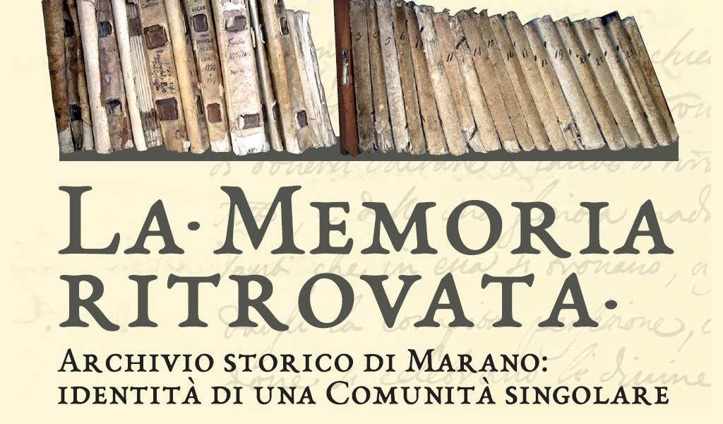 La Memoria Ritrovata | Esposizione a Marano Lagunare