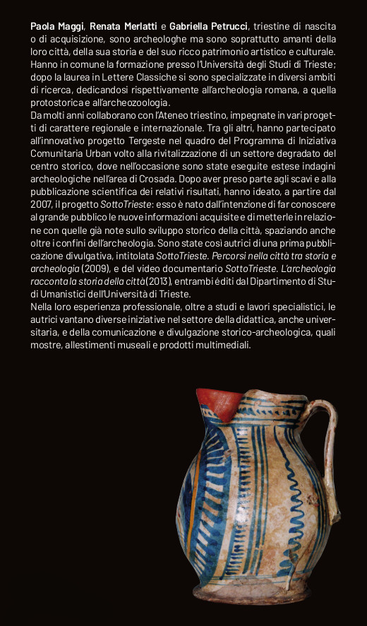 Paola Maggi; Renata Merlatti; Gabriella Petrucci; SottoTrieste; Trieste