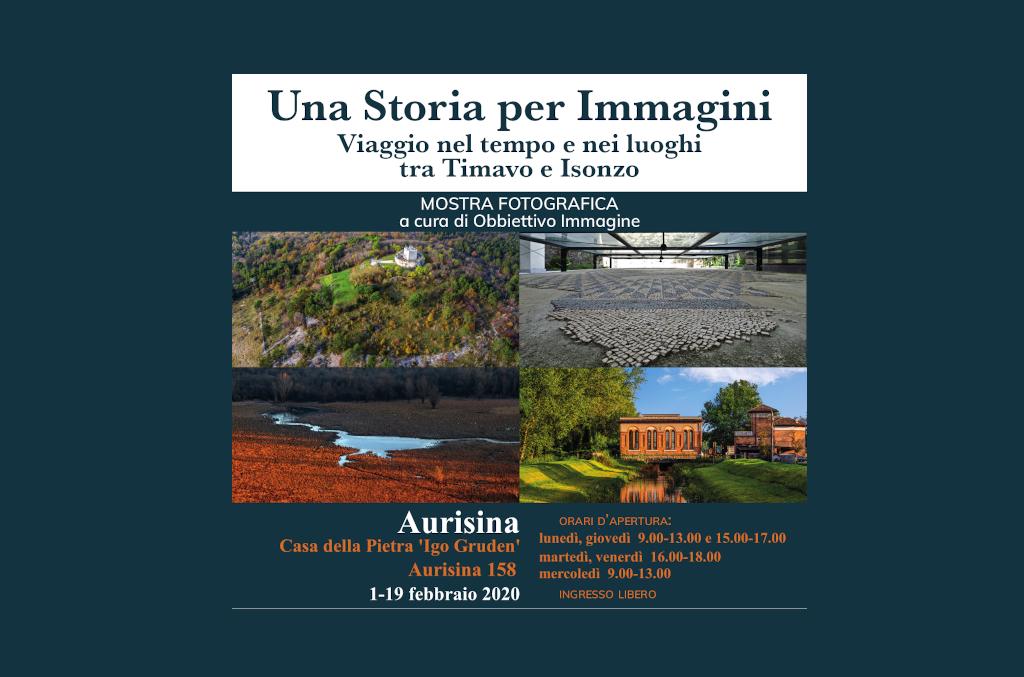 Una Storia per Immagini | ad Aurisina la seconda tappa della mostra fotografica itinerante