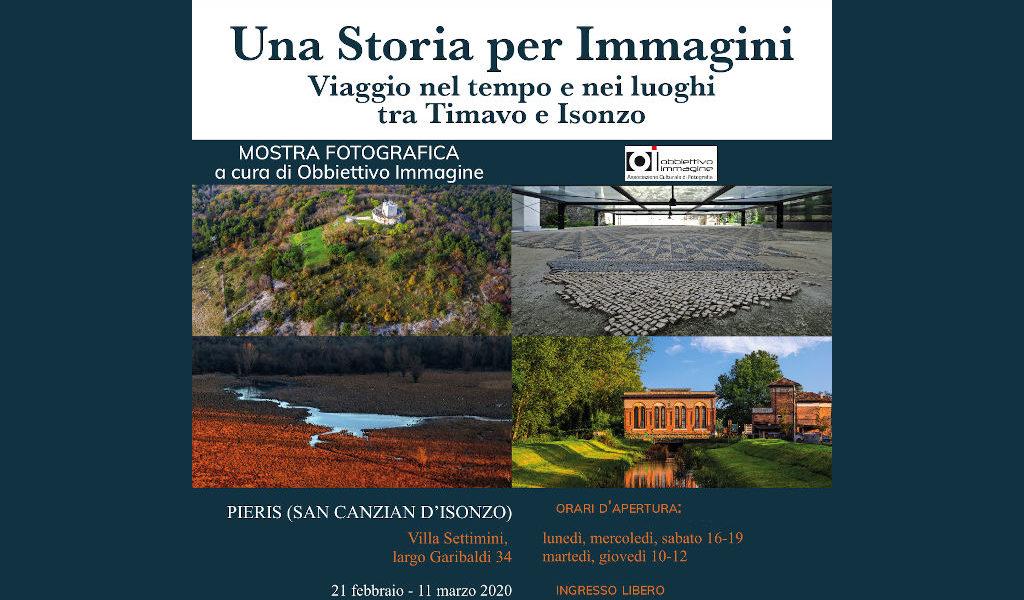 Una Storia per Immagini | a Pieris la terza tappa della mostra fotografica itinerante [21/2-11/3]