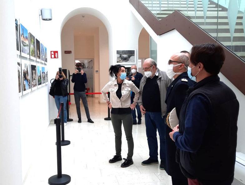 inaugurata la mostra fotografica permanente 'Monfalcone Nostra', presso il Municipio di Monfalcone