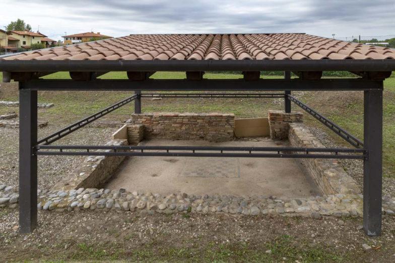 l'associazione Lacus Timavi è partner nel progetto di valorizzazione della villa romana di Staranzano
