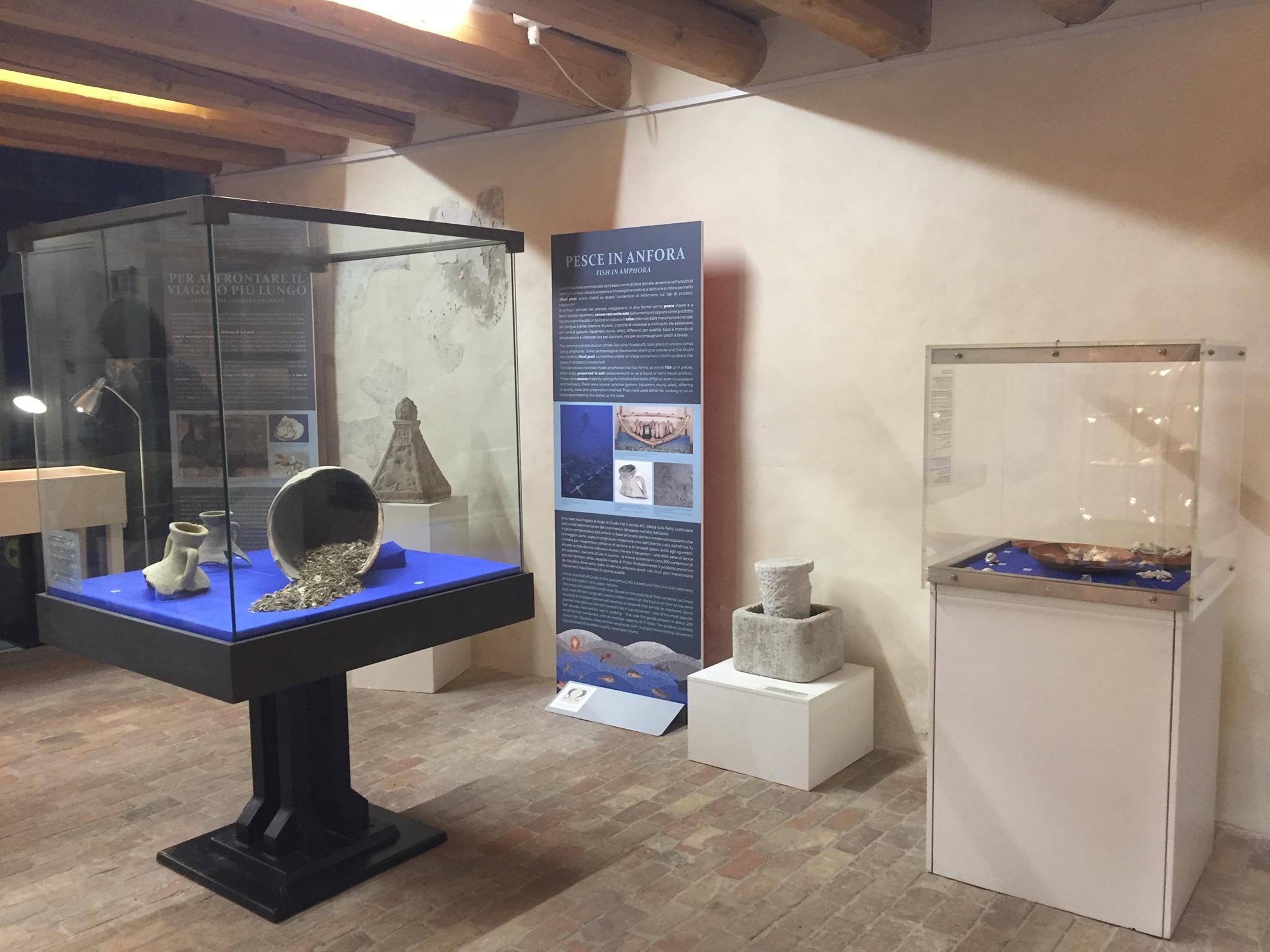 il Piccolo | una mostra svela lo sfruttamento delle risorse marine nell'Alto Adriatico