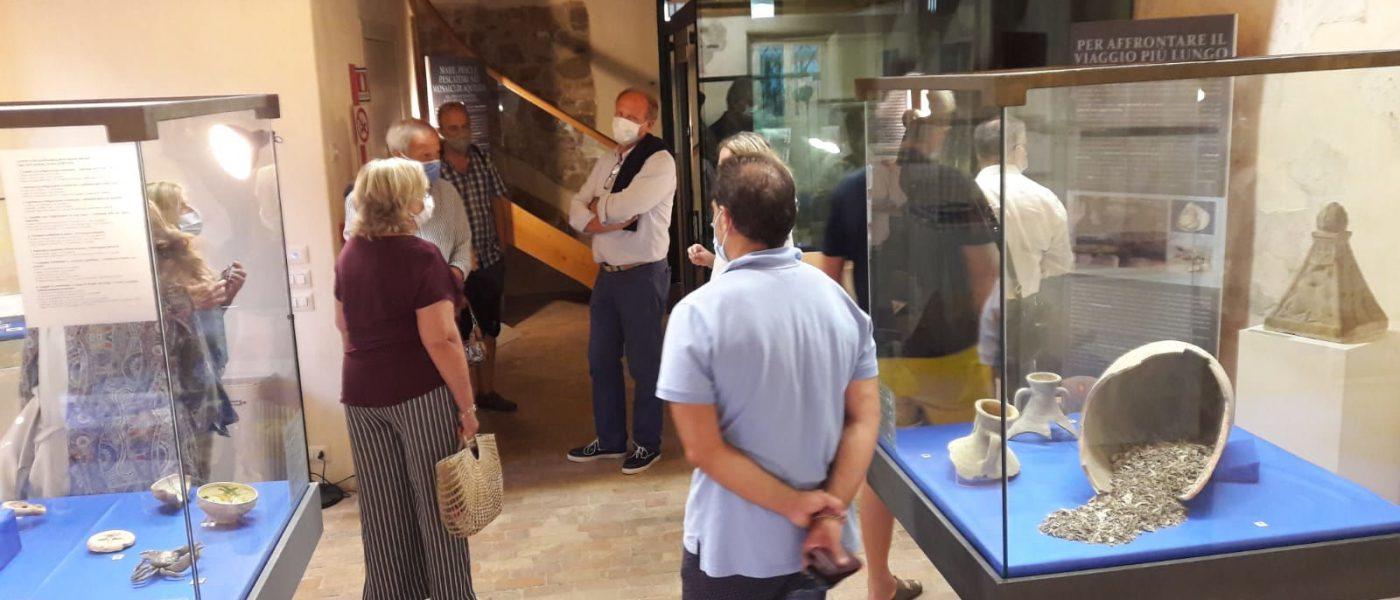 visite guidate gratuite alla mostra 'Un mare di risorse', a Grado