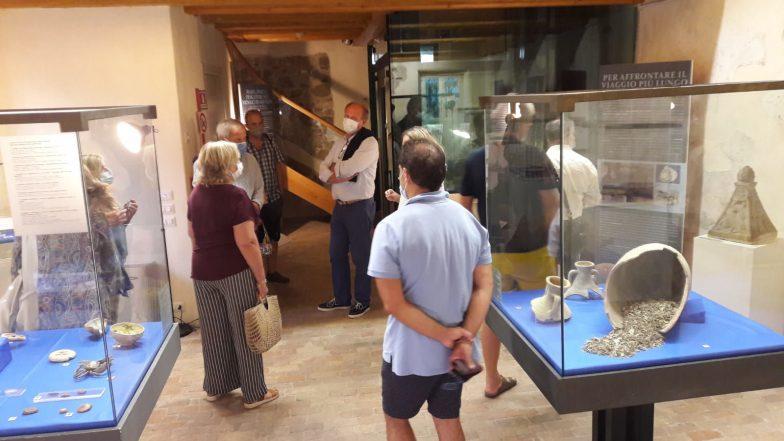 11 agosto | visite guidate gratuite alla mostra 'Un mare di risorse'